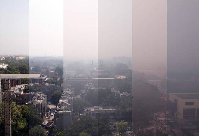 Delhi weather: Air quality improves significantly, temp to dip in next 3 days