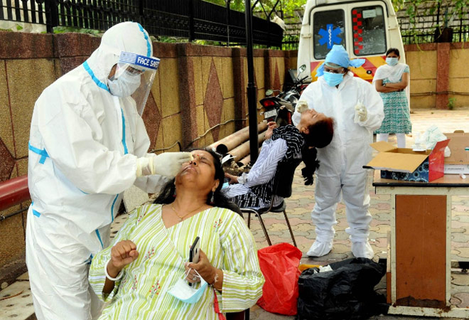India records highest-ever 1,761 Covid-19 deaths in one day, 2.59 lakh new cases