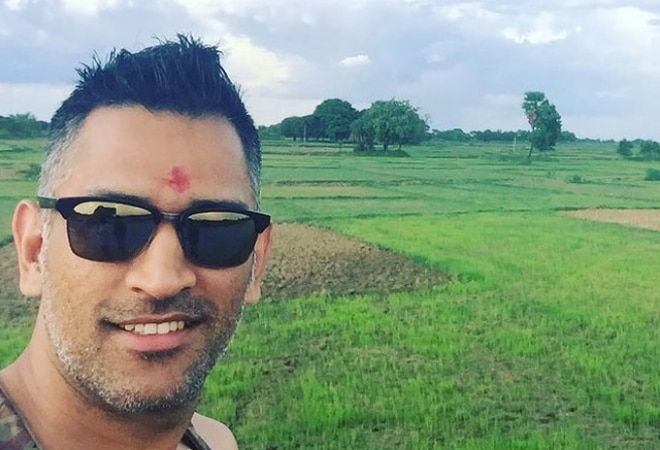 MS Dhoni to export his farmhouse vegetables to Dubai