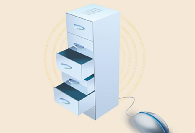 Now, you can store your documents in digital locker
