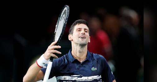 Novak Djokovic tests positive for coronavirus- Business News