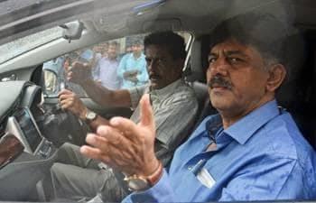 DK Shivakumar's arrest: Violent protests in Karnataka; authorities shut schools, colleges