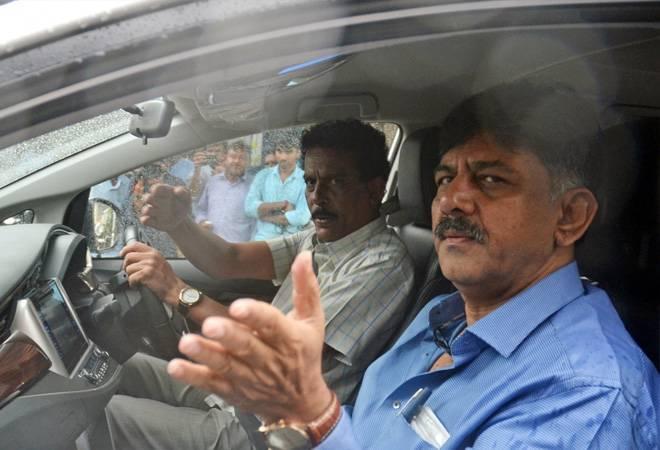 Money laundering case: ED arrests Karnataka Congress leader DK Shivakumar