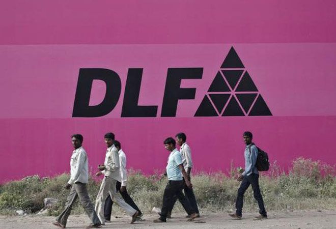 DLF enters into JV with Singapore's GIC, shares rise