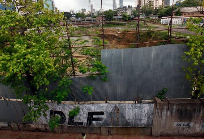 DLF share price falls nearly 5% after Q3 net profit plunges 92%