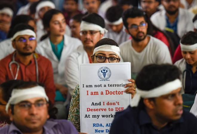 Doctors' strike Live updates: Fight for safety at work causes nightmare for patients, IMA calls nationwide strike on June 17