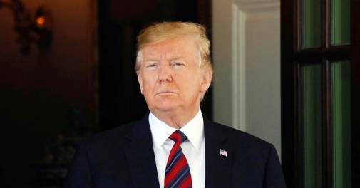 Hydroxycloroquine showing good results, says Donald Trump