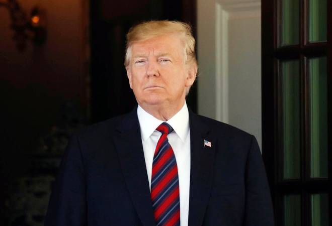 US President Donald Trump is liekly to meet the German defence minister at the WEF 2020.