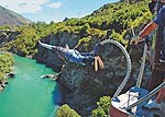 Try the bungee jump for a real high