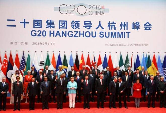 Chinas Xi at G20 says world economy at risk, warns against protectionism
