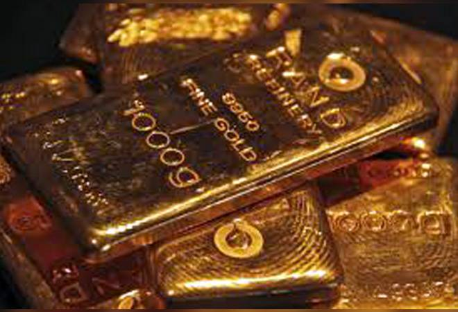 Gold prices slip by Rs 101 on rupee appreciation, weak global cues