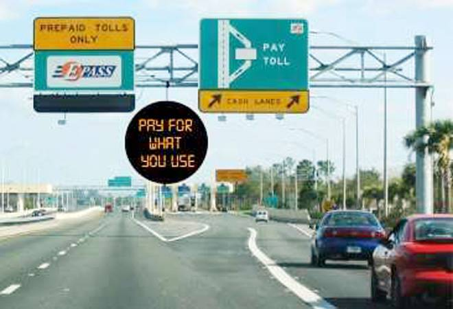 New highway toll policy may allow you to pay only for the stretch you use