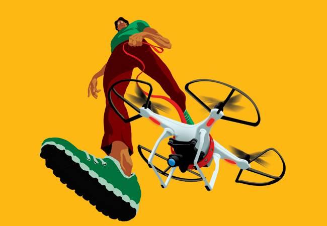 Drones: The New Frontier