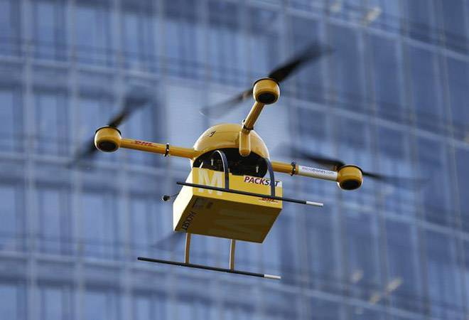 Civil aviation ministry moots corridor for flying drones