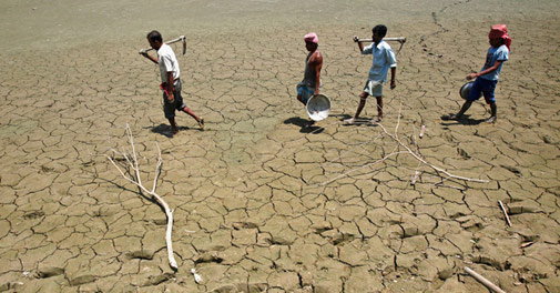 Central India may be drought-affected by September