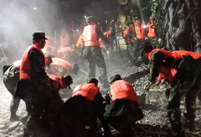11 dead, 122 injured as strong 6.0 magnitude earthquake hits China