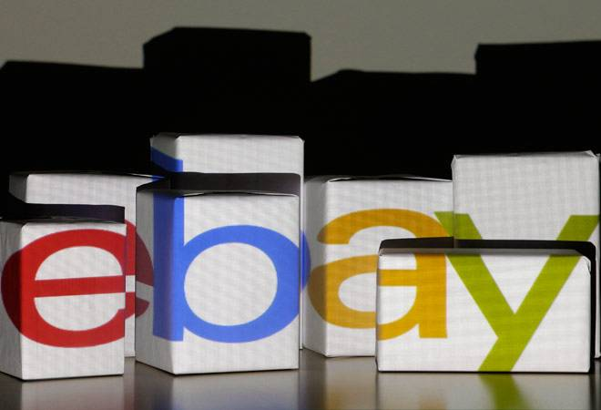 EBay added a net 8 million new active buyers in the three months ended September 30 compared with a year earlier.