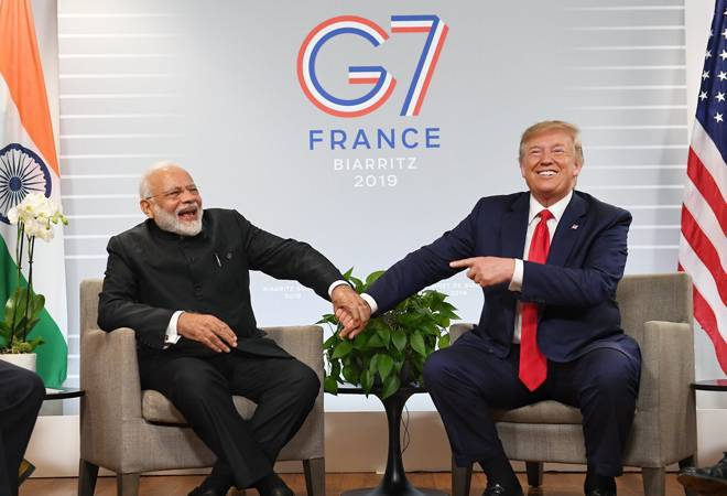 G-7 Summit: Trump takes U-turn on Kashmir, supports PM Modi's stance; Imran Khan issues nuclear threat