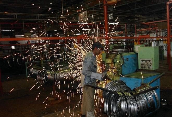 India's manufacturing growth slows down to a 6-month low in March: PMI