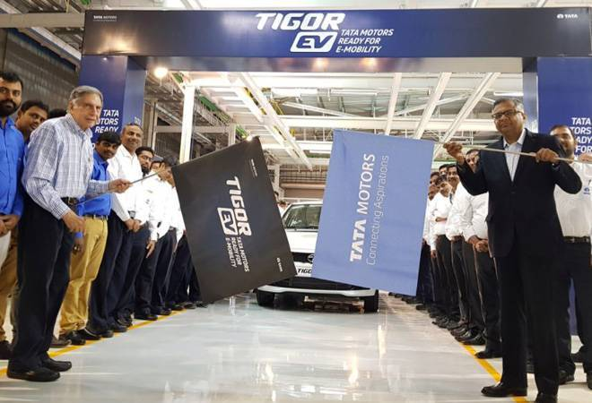 Tata Motors says electric cars with more mileage will be unaffordable for majority of Indians