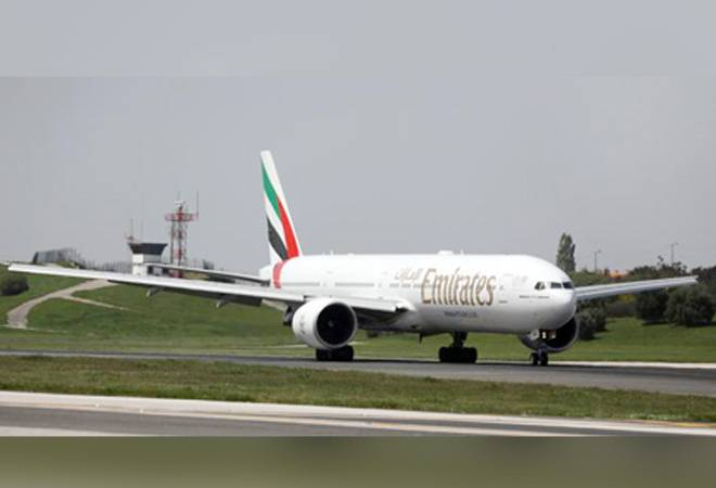 Emirates flight makes emergency landing at Ahmedabad airport