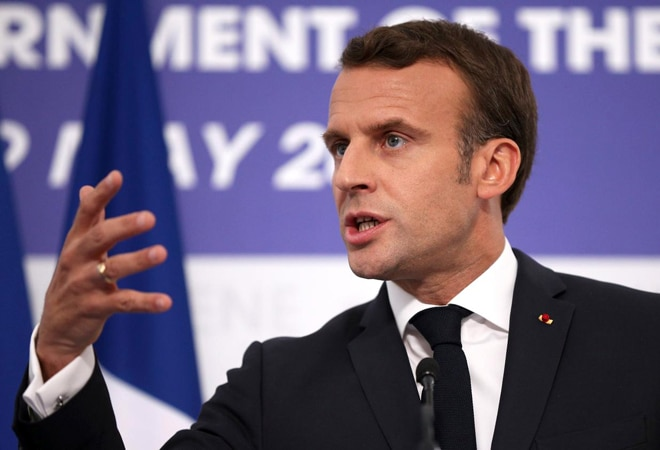 'I hear your anger, but won't accept violence': French President Macron to Muslims