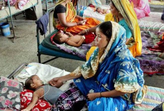 Encephalitis: Death toll rises to 100 in Bihar, Health Minister Vardhan assures help