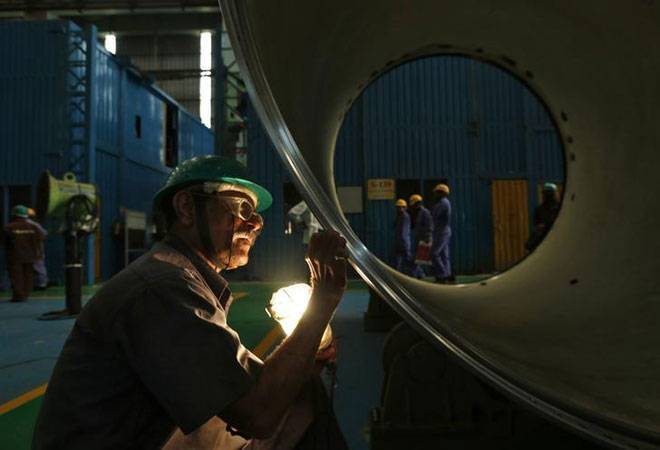 India's factory slump deepens in May, headcount slides: PMI