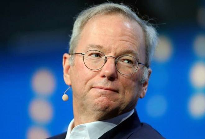 Alphabet's Eric Schmidt to step down as executive chairman, will stay on as technical adviser