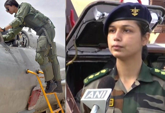 Women power at Republic Day 2021; Flt Lt Bhawana Kanth, Capt Preeti Choudhary script history