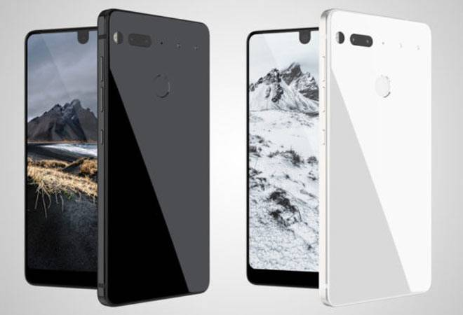 Android's co-founder launches own smartphone Essential with edge to edge display
