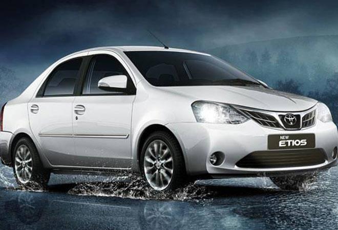 Toyota launches updated versions of Etios, Liva