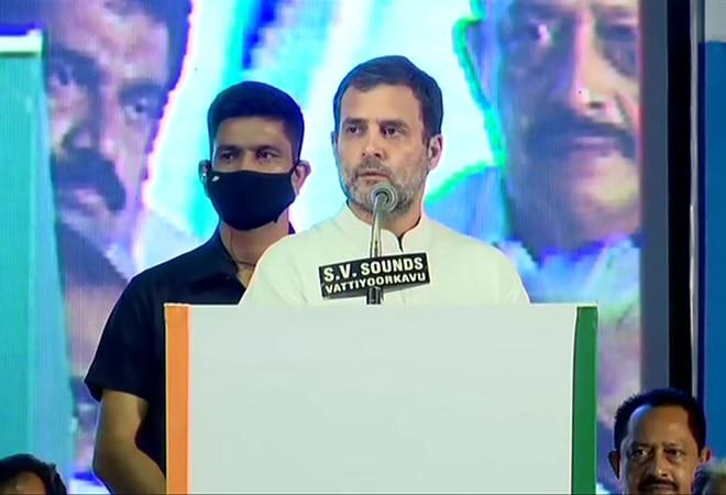 'The North remembers': BJP leaders condemn Rahul Gandhi's remarks at Kerala rally