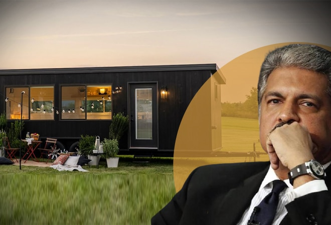 'Home-on-the-run': Anand Mahindra marvels at the new 'trend' of tiny homes