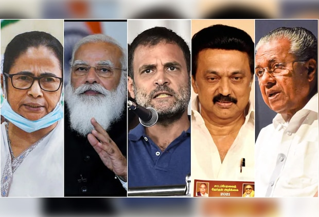 BJP may throw a surprise in Bengal; DMK win in TN, Left in Kerala: India Today-Axis My India exit poll