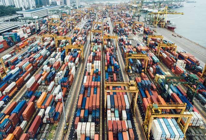 China's August exports surge at an unexpected 9.5%; imports drop 2.1%
