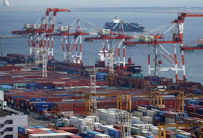 Record plunge in global trade could have been worse, says WTO