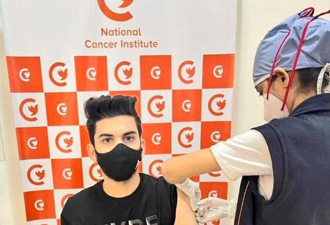 Devendra Fadnavis' nephew, 23, gets COVID-19 vaccine; Twitter asks, 'is he 45?'