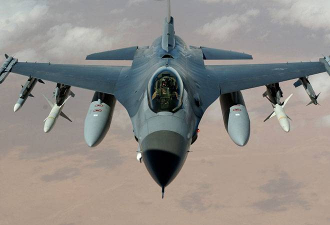 Tata, Lockheed Martin ink deal to build F-16 fighter planes in India