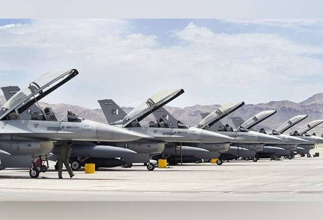 US officials say no Pakistani F-16s missing raising doubts over India's claim: report