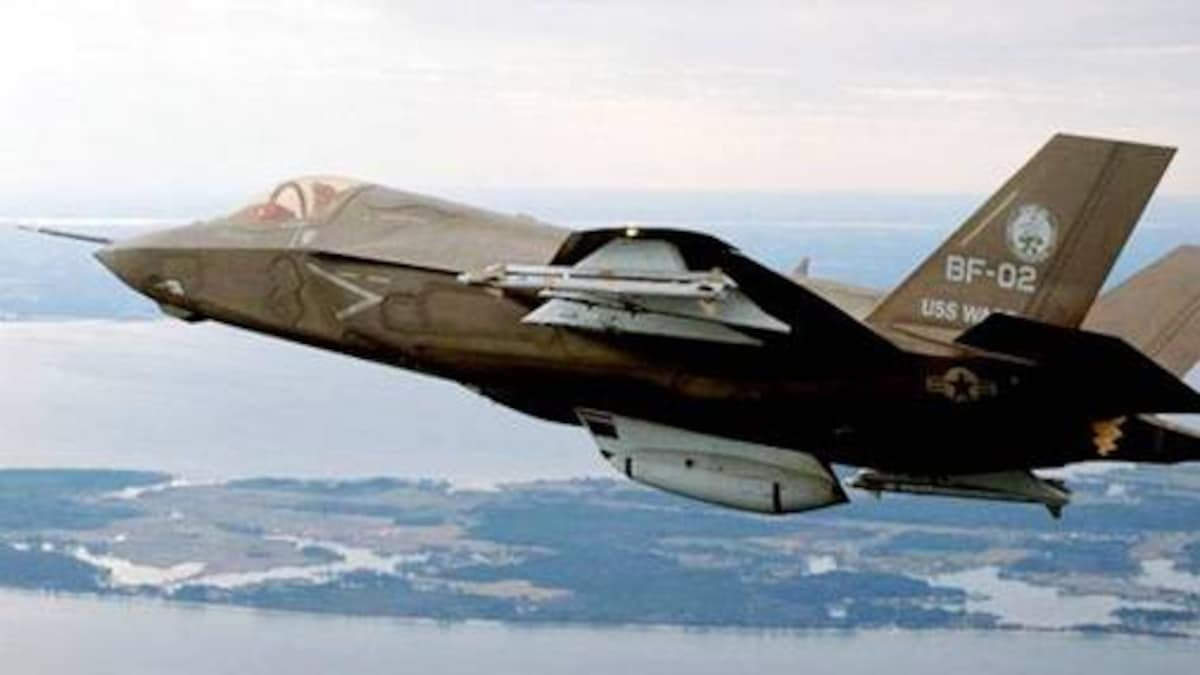 The Jet That Costs A Bomb Why F 35 Can T Be India S Dogfight Duke