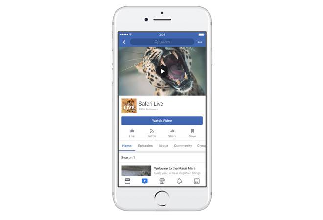 Facebook to rival YouTube with global rollout of Watch platform