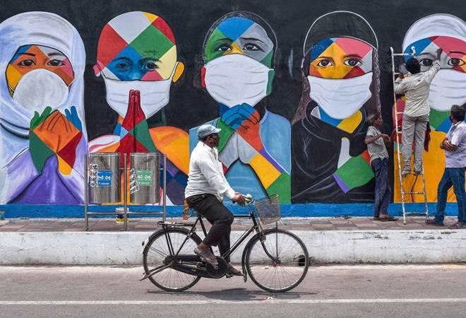 Coronavirus update: Haryana imposes Rs 500 fine for spitting, not wearing mask