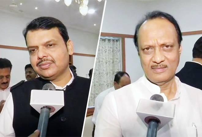 Maharashtra govt formation: