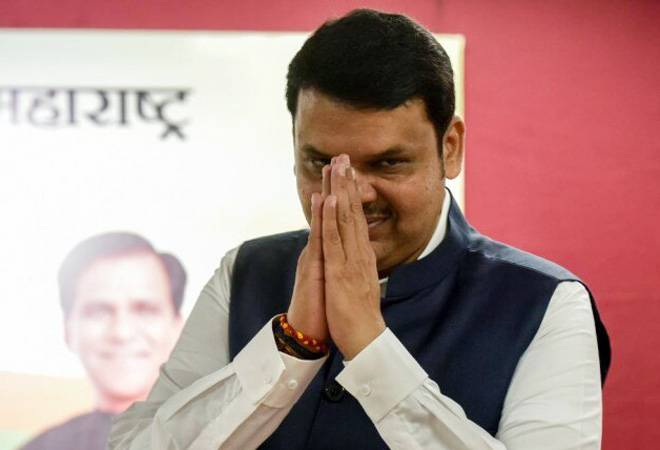 Image result for Maharashtra BJP game over, Fadnavis resigns