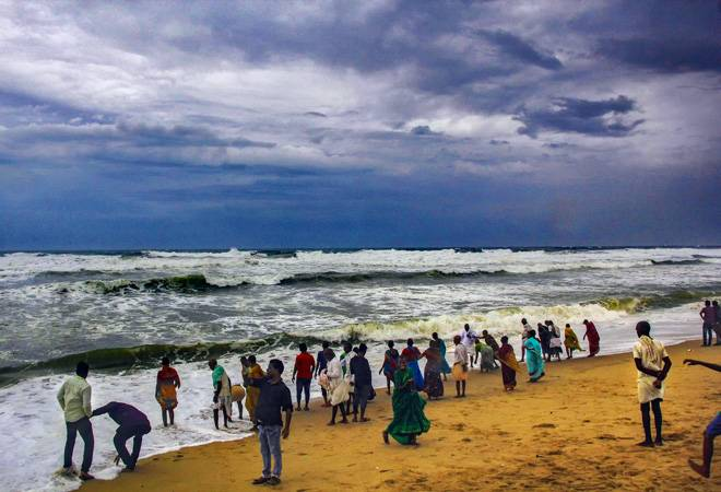 Around 10,000 villages, 52 towns to be hit by cyclonic storm 'Fani'