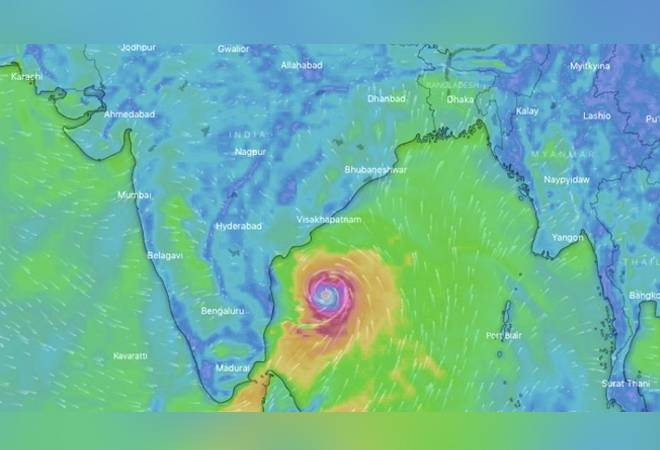Cyclone Fani likely to intensify into 'extremely severe storm' in next 36 hours; Navy, NDRF on high alert