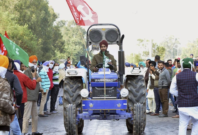 Farmers' protest 'absolutely, totally' matter for Indian govt, says British minister