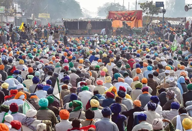 Farmers' protest: SC-appointed panel to hold first meeting on Jan 19