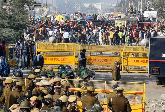 Farmers' protest enters fifth day; 5 key things to know
